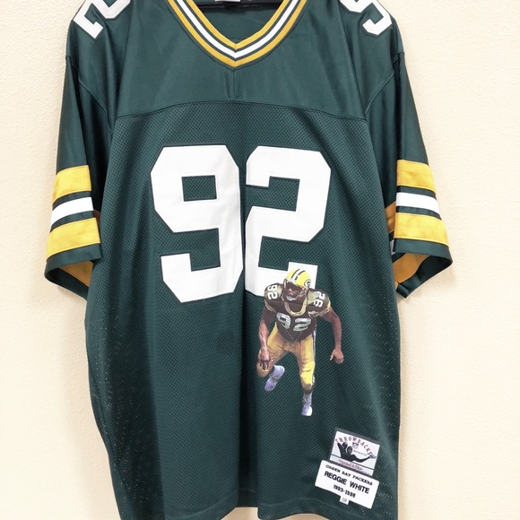 official photos 75617 d296c Reggie White RARE vintage packers jersey